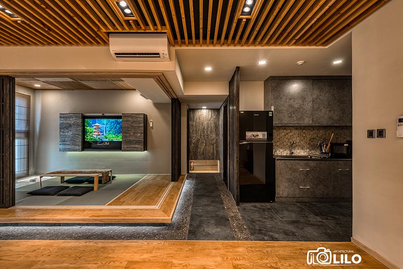 chụp ảnh nội thất căn hộ chung cư